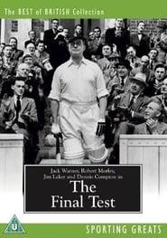 Best Drama Movies of 1953 : The Final Test