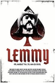 Best Music Movies of 2010 : Lemmy