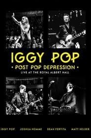 Best Music Movies of 2016 : Post Pop Depression: Live at the Royal Albert Hall