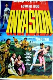 Best Science Fiction Movies of 1965 : Invasion