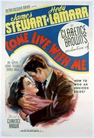 Best Comedy Movies of 1941 : Come Live with Me