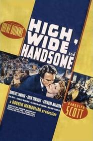 Best Western Movies of 1937 : High, Wide, and Handsome
