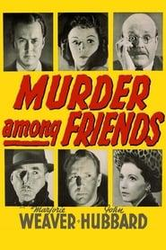 Best Mystery Movies of 1941 : Murder Among Friends