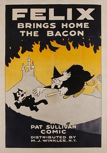 Best Animation Movies of 1924 : Felix Brings Home the Bacon