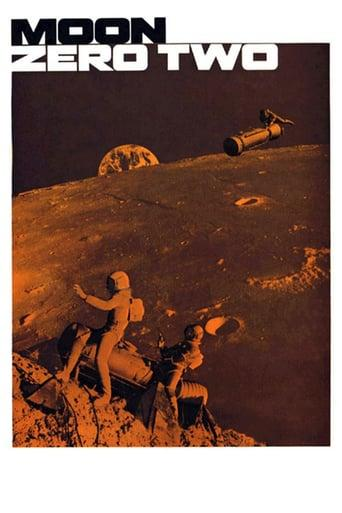 Best Science Fiction Movies of 1969 : Moon Zero Two