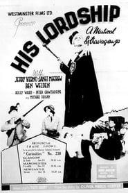 Best Music Movies of 1932 : His Lordship