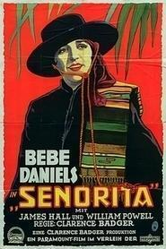 Best Action Movies of 1927 : Señorita