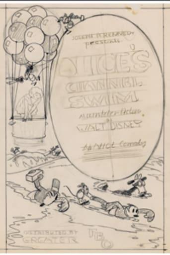 Best Animation Movies of 1927 : Alice's Channel Swim