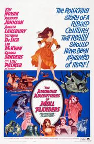 Best Drama Movies of 1965 : The Amorous Adventures of Moll Flanders