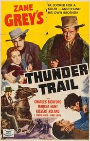 Best Western Movies of 1937 : Thunder Trail