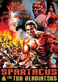 Best Adventure Movies of 1964 : Spartacus and the Ten Gladiators