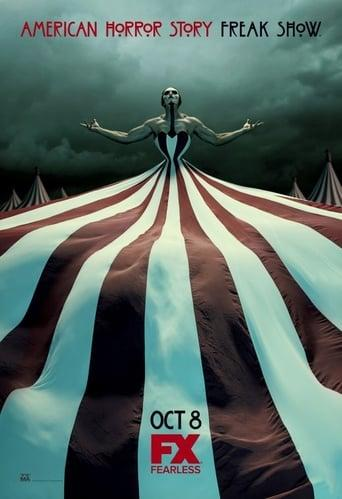 Best Thriller Movies of 2011 : American Horror Story: Freak Show