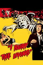 Best Horror Movies of 1958 : I Bury the Living