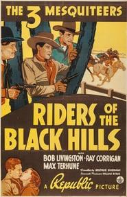 Best Western Movies of 1938 : Riders of the Black Hills