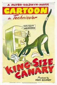 Best Animation Movies of 1947 : King-Size Canary