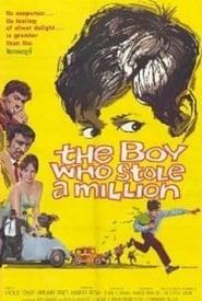 Best Adventure Movies of 1960 : The Boy Who Stole a Million