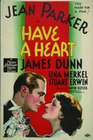Best Romance Movies of 1934 : Have a Heart