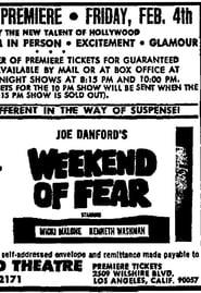 Best Thriller Movies of 1966 : Weekend of Fear