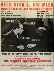 Best Mystery Movies of 1931 : The Sleeping Cardinal