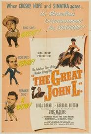 Best Drama Movies of 1945 : The Great John L.