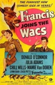 Best Fantasy Movies of 1954 : Francis Joins the WACS
