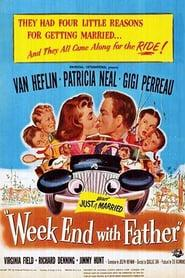Best Romance Movies of 1951 : Week-End With Father
