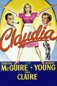 Best Drama Movies of 1943 : Claudia