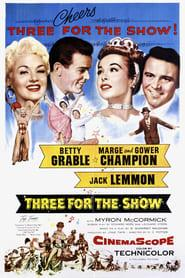 Best Music Movies of 1955 : Three for the Show