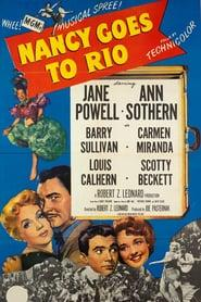 Best Music Movies of 1950 : Nancy Goes to Rio