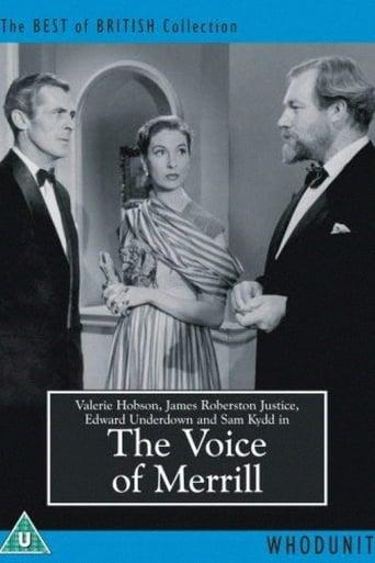 Best Mystery Movies of 1952 : The Voice of Merrill
