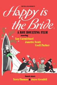 Best Comedy Movies of 1958 : Happy Is the Bride