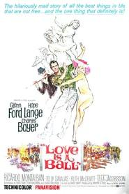 Best Romance Movies of 1963 : Love Is a Ball