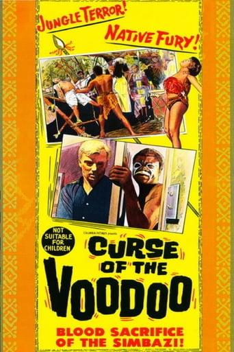 Best Horror Movies of 1965 : Curse Of The Voodoo
