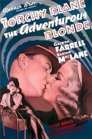 Best Mystery Movies of 1937 : The Adventurous Blonde