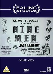 Best Drama Movies of 1943 : Nine Men