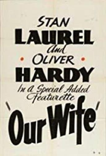 Best Comedy Movies of 1931 : Our Wife