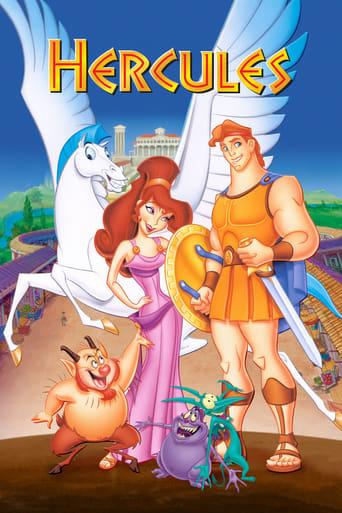 Best Animation Movies of 1997 : Hercules