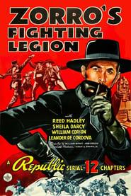 Best Action Movies of 1939 : Zorro's Fighting Legion