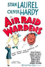 Best Family Movies of 1943 : Air Raid Wardens