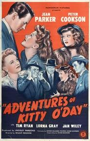 Best Thriller Movies of 1945 : Adventures of Kitty O'Day