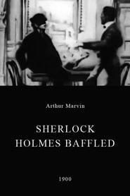 Best Crime Movies of 1900 : Sherlock Holmes Baffled