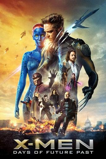 Best Action Movies of 2014 : X-Men: Days of Future Past
