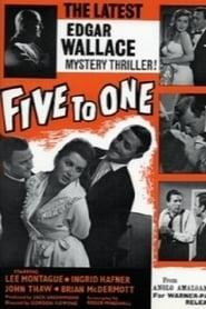 Best Crime Movies of 1963 : Five to One