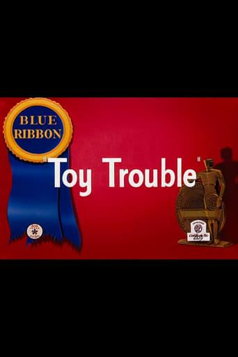Best Animation Movies of 1941 : Toy Trouble