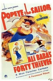 Best Animation Movies of 1937 : Popeye the Sailor Meets Ali Baba's Forty Thieves