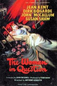 Best Mystery Movies of 1950 : The Woman in Question