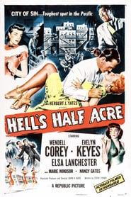 Best Mystery Movies of 1954 : Hell's Half Acre