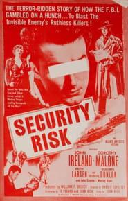 Best Drama Movies of 1954 : Security Risk