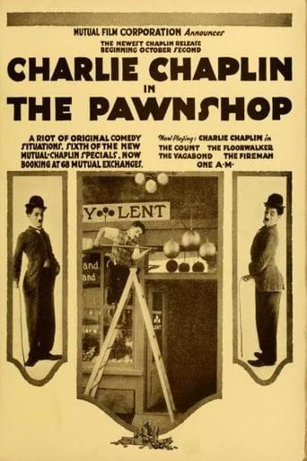 Best Comedy Movies of 1916 : The Pawnshop