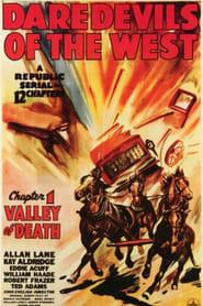 Best Action Movies of 1943 : Daredevils of the West